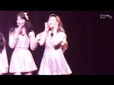 180608 Red Velvet - cute ver. Cookie Jar @ Red Room Japan Hall Tour' in Kanagawa, Day 2