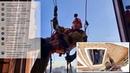 17 этаж запись видео трансляции работы промышленного альпиниста