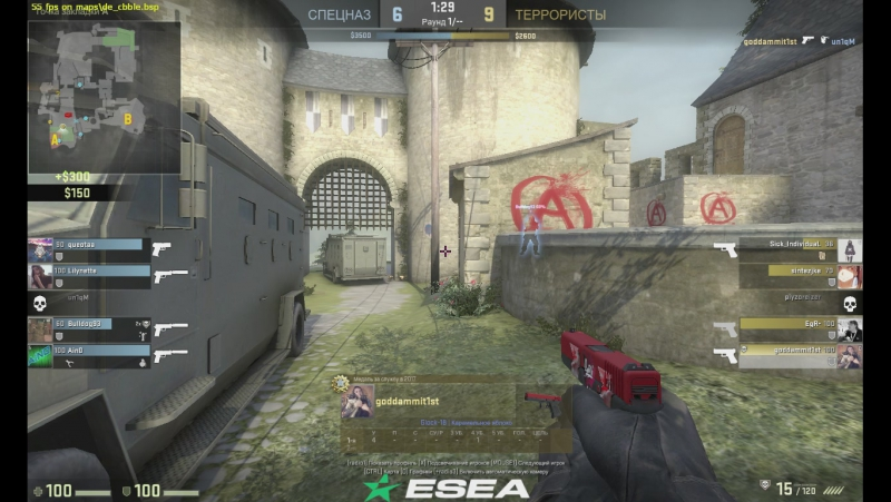 3hs with glock