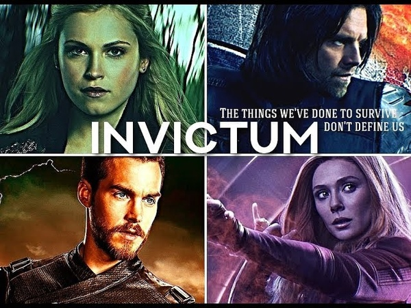 The things weve done to survive - dont define us | Invictum