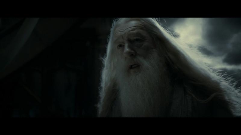 Гарри Поттер и Принц-полукровка - Смерть Альбуса Дамблдора