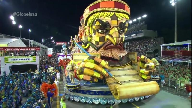 UNIDOS DO PERUCHE - SP - Carnaval 2018 - DESFILE COMPLETO