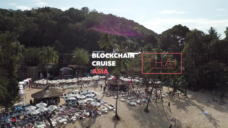 Blockchain Cruise Asia THAI PHUKET MAIN EVENT