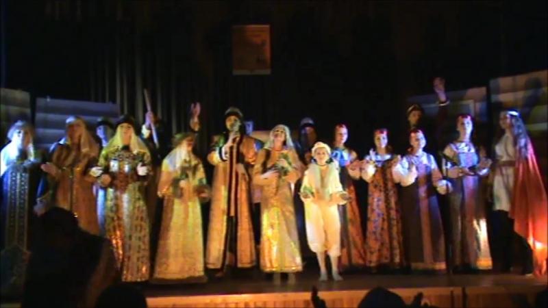 Театральный коллектив храма Георгия Победоносца в г Ивантеевке Презентация