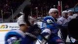 Моменты из матчей КХЛ сезона 14/15 • Гол. 0:2. Щехура Пол (Динамо Мн) увеличивает преимущество в счете 03.12