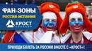 ФАН-ЗОНЫ КОНЦЕРНА КРОСТ