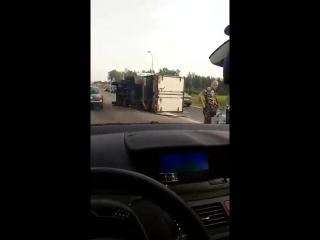 ДТП возле Короны, Минск