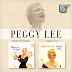 Peggy Lee альбом Things Are Swingin'/Jump For Joy