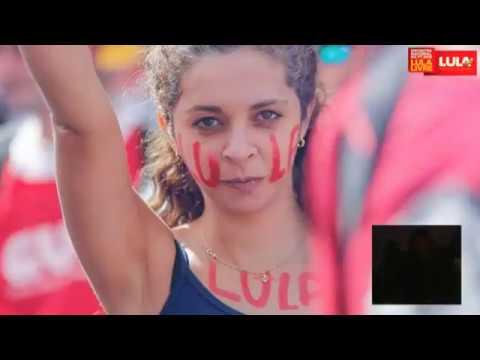 PT garante Lula candidato para a tristeza dos fascistas covardes!
