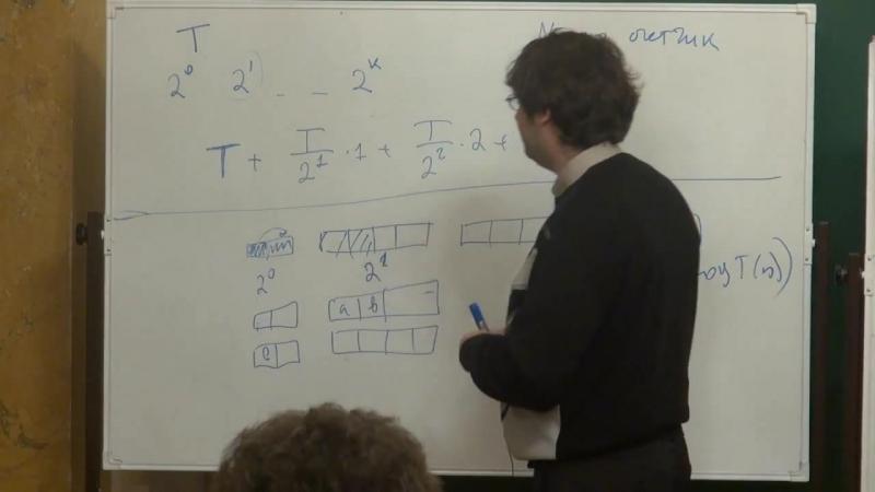 Лекция 6 - Основы вычислимости и теории сложности - Дмитрий Ицыксон - CSC - Лекториум