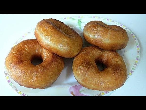 Пышные пончики ... вкуснее этих пока не пробовала.