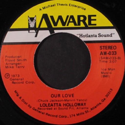 Loleatta Holloway альбом Our Love