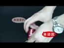 Tide бренда высшей автомобильной тенденции keychain мужчин и женщин личности творческой кожи ключевых кулон пару подарок - Taoba