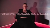 Whatever Reasons You Choose - The Jones Project Larsen Thompson
