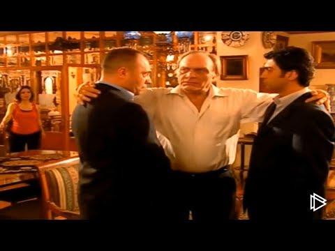 Çakır ve Polat sehemi çözüp Laz Ziyaya her şeyi anlatıyor.