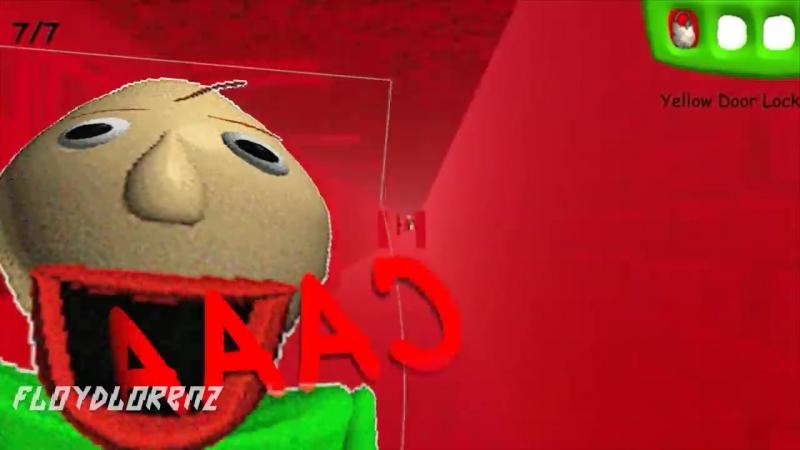 Baldis Basics Meme (Bald Enough)