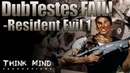 08 DubTestes FAIL Capcom Resident Evil 1 Think Mind