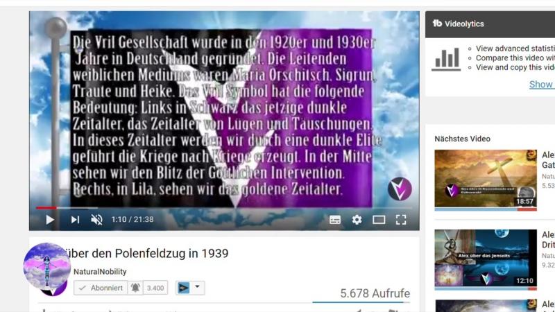 Die VRIL Frauen 🙎 Interstellare Kommunikation und deutsche Flugscheiben
