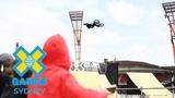 Ryan Williams wins gold in BMX Big Air X Games Sydney 2018