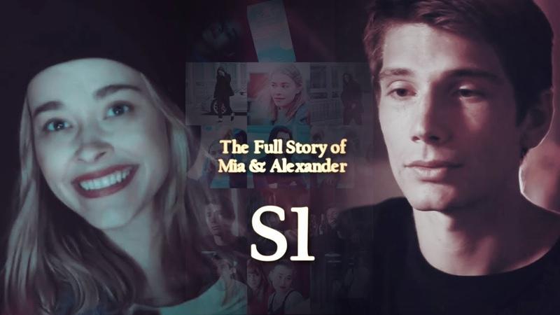 The Full Story of Mia Alexander [SKAM Germany/ Druck S1]