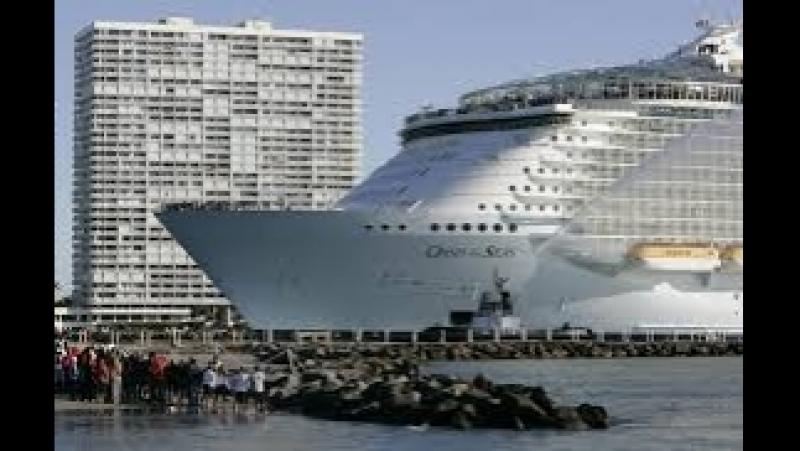 НОВЫЙ КОРАБЛЬ MSC MERAVIGLIA - Полный обзорный тур Провести неделю на лайнере это все равно что побывать в раю.