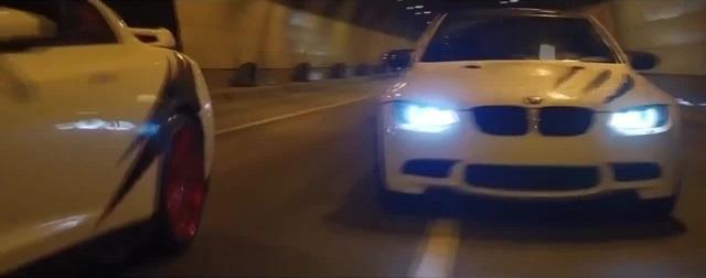 Tunnel Show-Off | PEP. - ADEUS