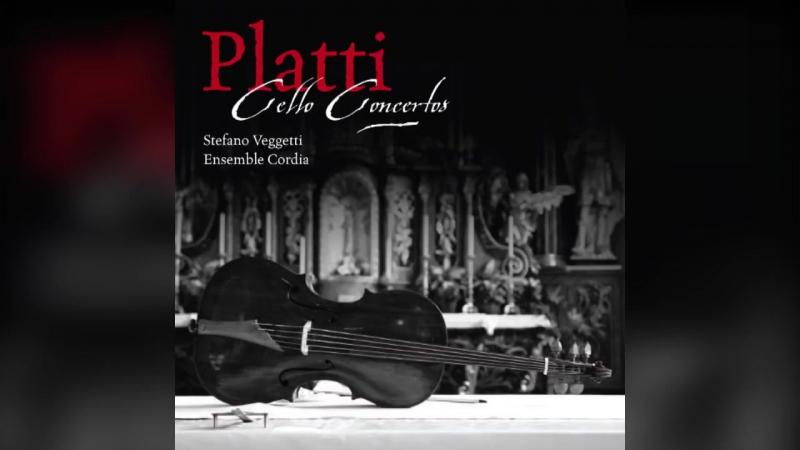 Platti Cello Concertos классическая музыка
