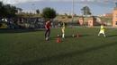 Дмитрий Сенников провел мастер класс для юных волгоградских футболистов