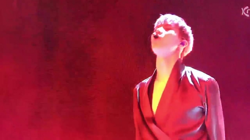 SMT 6 SHINee Taemin Flame of love