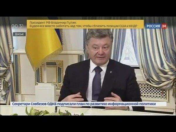 Порошенко БЬЁТ по свободе слова: Украина блокирует НЕУГОДНЫЕ новостные сайты!
