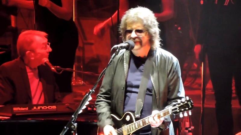 Jeff Lynnes ELO Hollywood Bowl Tightrope, Evil Woman, Showdown Live