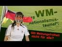 """""""WM-Nationalismustaumel"""" Gilt Meinungsfreiheit... Medienkommentar 13.07.2018 kla"""