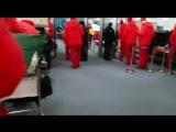 Сборная России по хоккею прибыла в олимпийскую деревню
