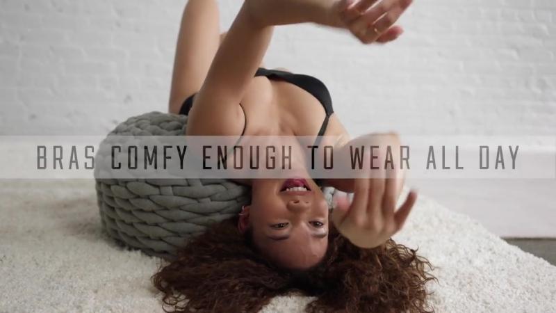 All-new Wear Everywhere Bras