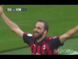 @ghiguain20_9 замкнул прекрасную, но нелёгкую передачу Хесуса Сусо и таким образом забил очередной гол за 'Милан'! 1-0.mp4