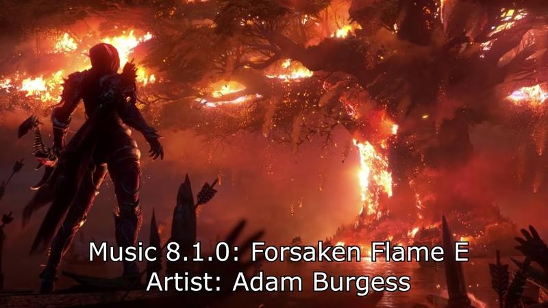 Forsaken Flame - Tides of Vengeance Soundtrack 8.1