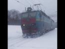 Чс8 018 привіз поїзд Дніпро Київ ЛВЧД 1 Київ Пассажирський