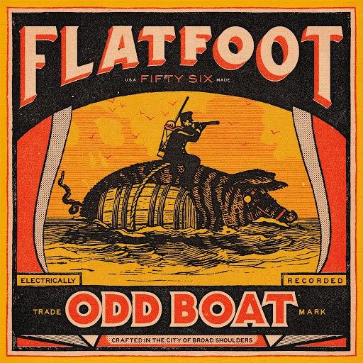 Flatfoot 56 альбом Odd Boat