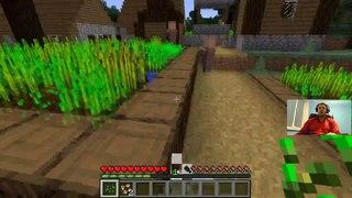 Секретный стрим Папича по игре Minecraft