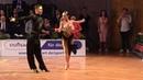 Beca Alin-Andrei - Michelle Nazarenus GER, Samba | WDSF Open Youth Latin