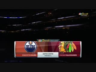 Nhl 2018-2019 / rs / 28.10.2018 / edmonton oilers vs chicago blackhawks