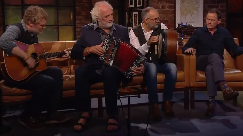 The Camino Voyage Polkas   The Late Late Show   RTÉ One