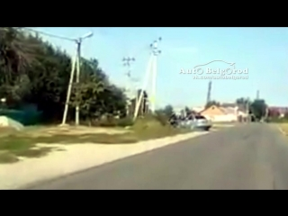 Погоня ДПС в Октябрьском 3.09.18