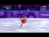 Выступление нашей Алиночки на  Олимпиаде!