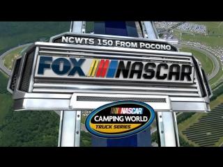 2018 NASCAR Camping World Truck Series - Round 14 - Pocono 150