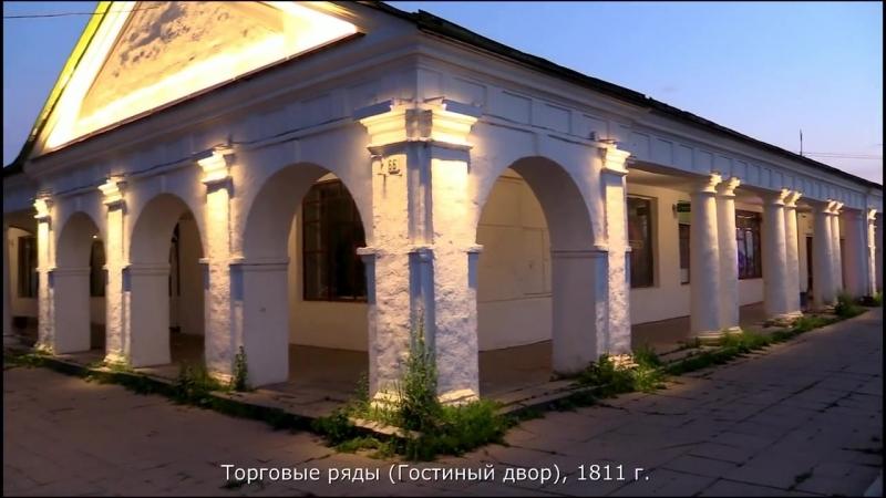 Вечерний Суздаль _ Evening In Suzdal