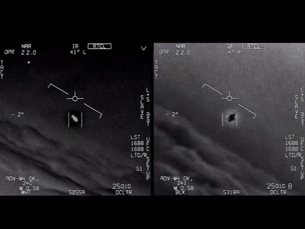 FA-18 Super Hornet Pilot Chases UFO that 'accelerated like nothing he had seen before'