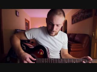 Баста - сансара ( cover⁄кавер на гитаре )