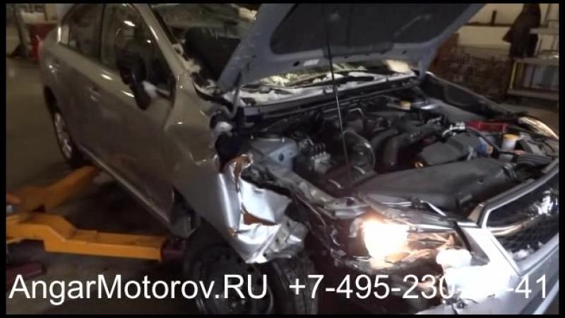 Купить Двигатель Subaru Legacy 2.0 i EJ204 Двигатель Субару Легаси 2.0 2009-2015 Наличие
