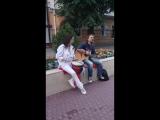 Александр Фолк и Элла